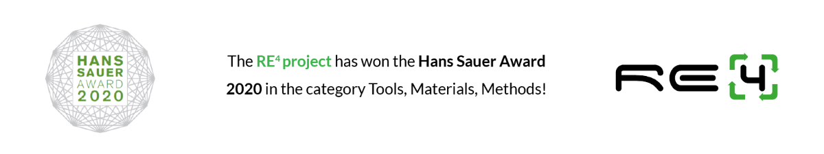 Hans Sauer Award banner
