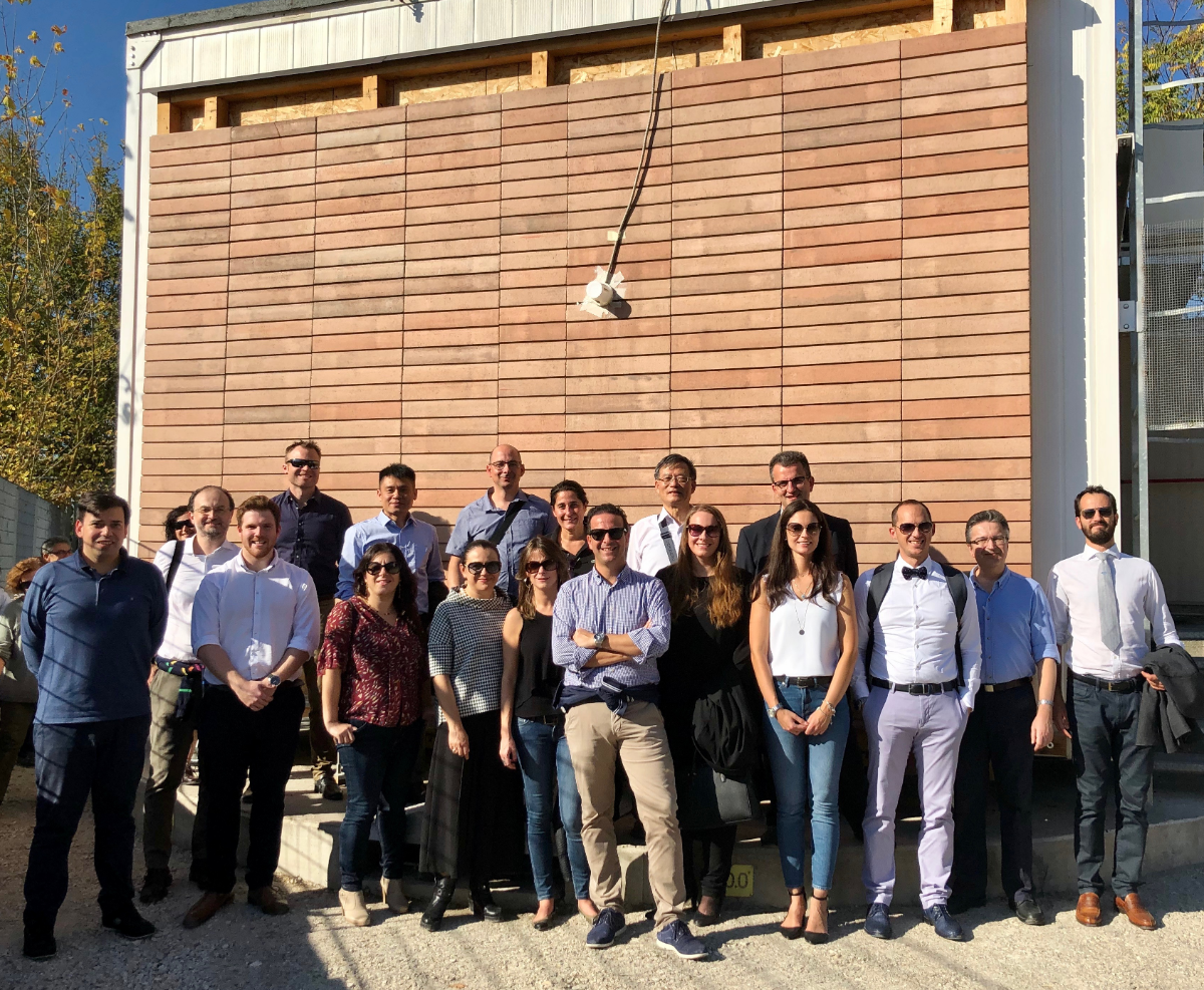 Benevento demo site visit 2019