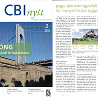The article in CBIs national concrete customer magazine