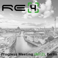 RE4 Progress Meeting is coming