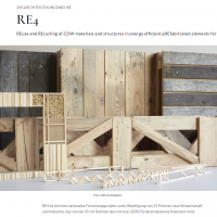 RE4 project on the BAUNETZ ARCHITEKTEN website