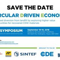 Circular Driven Economy Symposium London