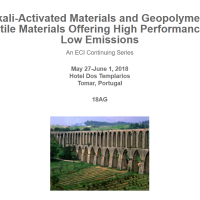 International Conference on Alkali Activated Materials and Geopolymers