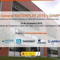 RE4 presentation at MATERPLAT 2018 meeting