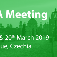 GA Meeting in PRAGUE!